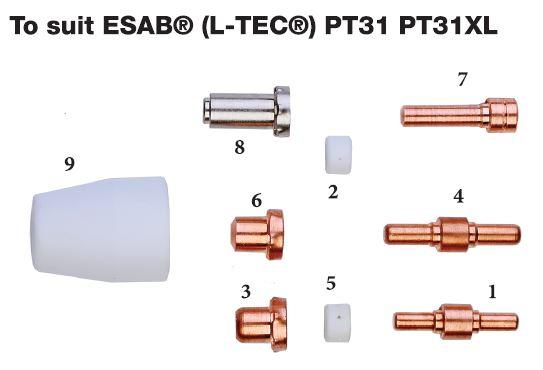 ESAB-L-TEC-PT31-PT31XL