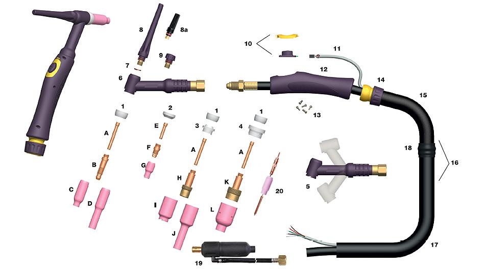 Ergo-Tig-Torch-Packages-ER26-ER26F