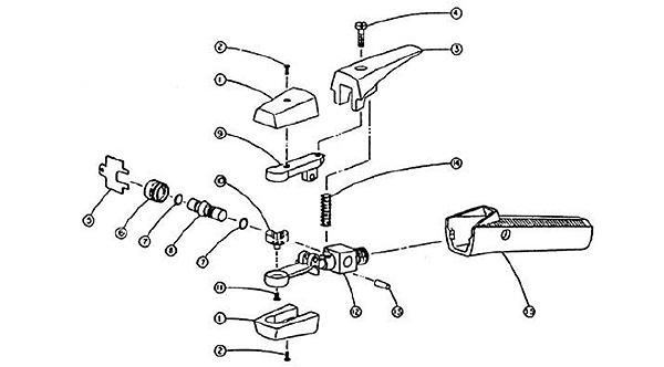 K4000-parts