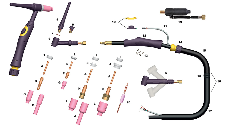 Ergo-Tig-Torch-Packages-ER17-ER17F