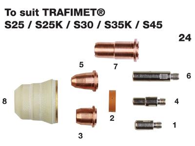TRAFIMET-S25-S25K-S30-S35K-S45