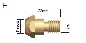 binzel-style-tip-adaptors-E